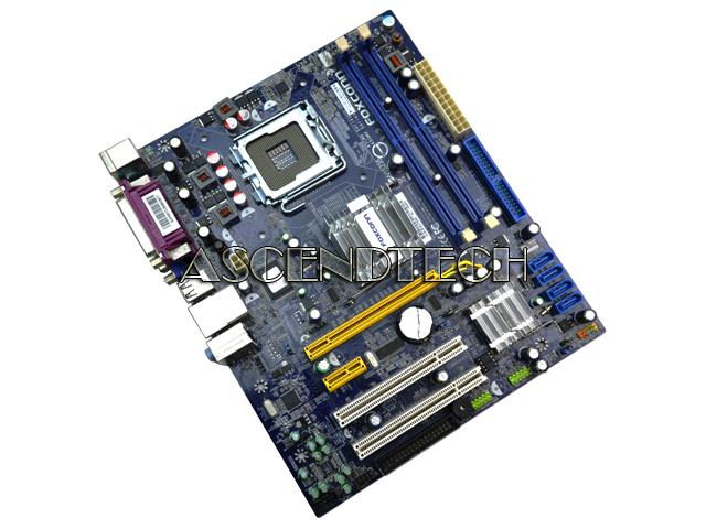 Foxconn motherboard 45gmx