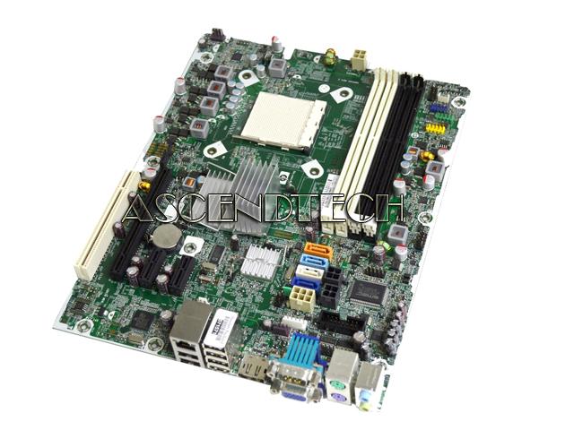 503335-001 531966-001 | Hp Compaq 503335-001 Desktop Motherboard