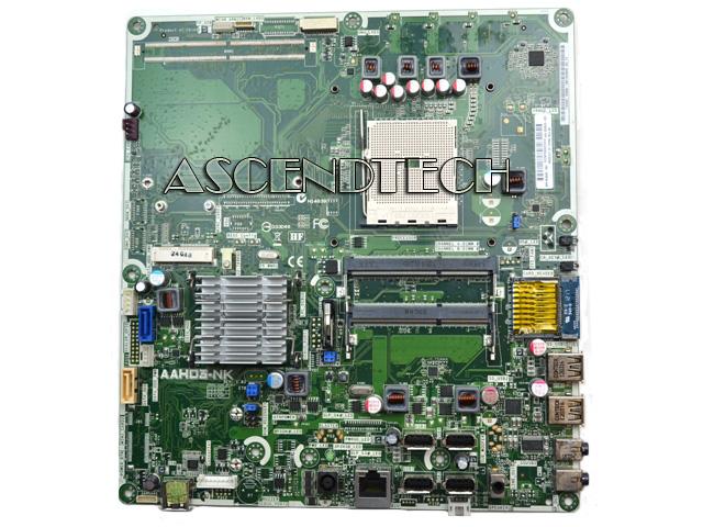 653845-001 69M10AR80B05  Hp TouchSmart 320 653845-001 Motherboard