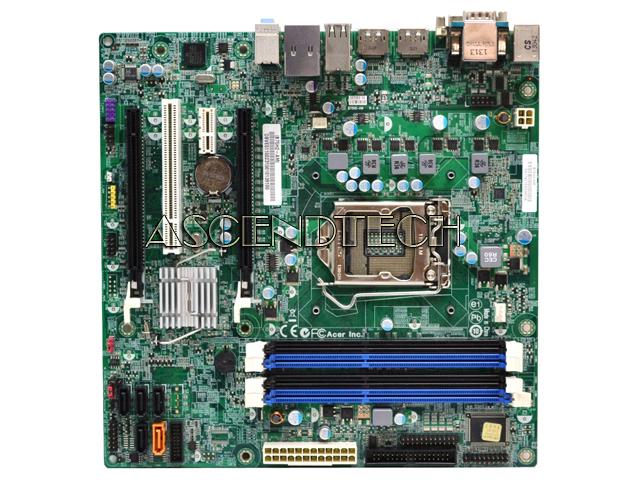 motherboard specs acer