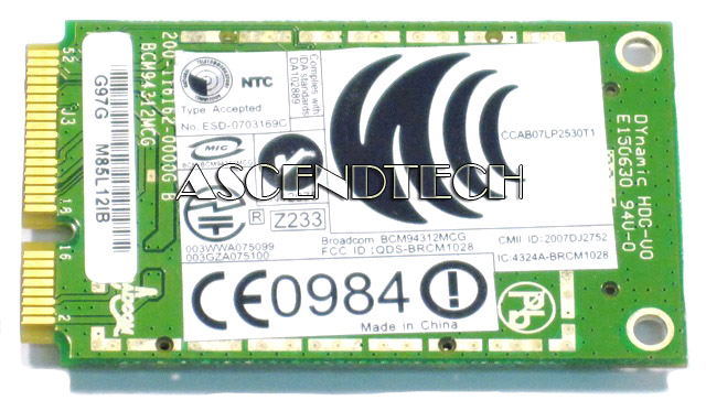 Dell Wireless 1390 Wlan Mini-card Latest Driver Download