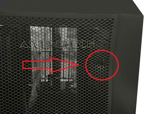 Liabert 24U Server Rack Cabinet F4611