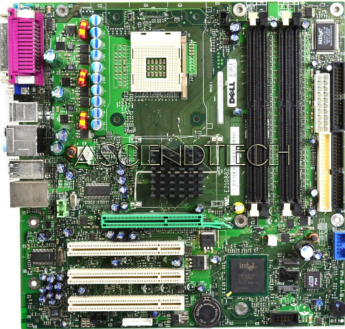 Dell Dimension 4600 Motherboard F4491 i mb4dellcn0f4491 on dell dimension 4600