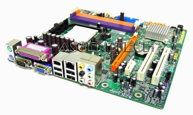 Acer T180 Ase380 E380 Desktop Motherboard Mb P3807 001 Mb
