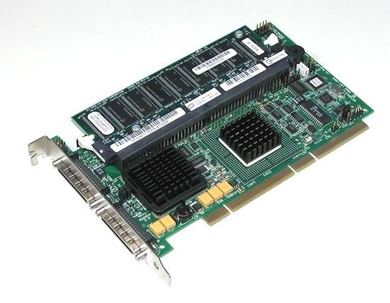 HP P smart array SAS controller
