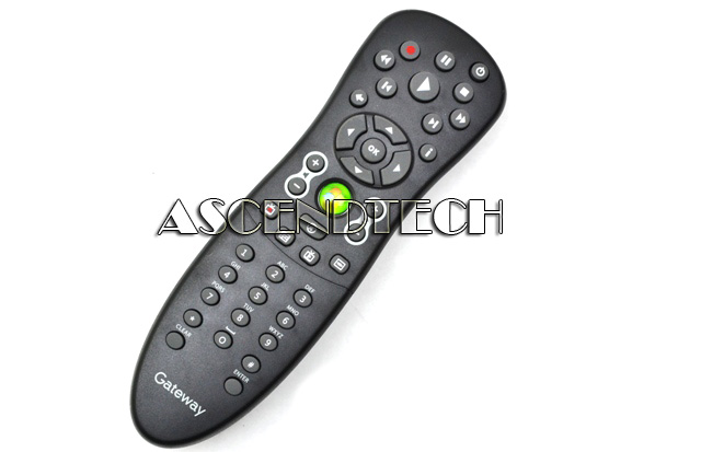 Gateway tv remote codes