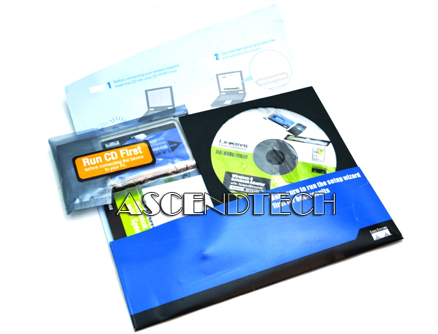 linksys wireless-g notebook adapter 2.4ghz driver