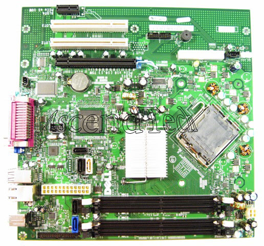 Dell Motherboard Layout http://www.ascendtech.us/dell-optiplex-755-motherboard-gm819_i_mb4deloptgm819.aspx