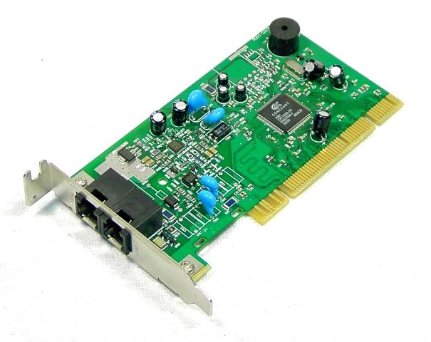 Conexant cx11252 modem