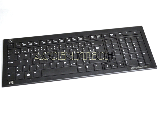 how to connect hp wireless keyboard rk713a