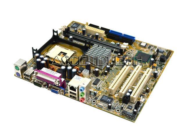 P4g533 la motherboard