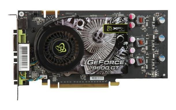 PV-T98G-YD PV-T98G-YDLD | Xfx Geforce 9800 Gt 512MB GDDR3 ...