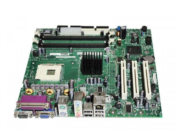 DH513 R8060 TC666 TC667 | Dell Dimension 3000 Motherboard N6381