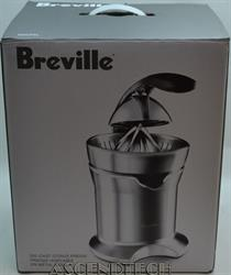 800cpxl Die Cast Breville Citrus Press Juice Extractor Ss