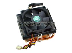 AMD AVC Z7UH40Q001 AM2//AM3 SOCKET 12V DC CPU COOLING HEATSINK FAN AV-Z7UH40Q001