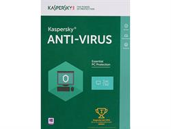 1 Device - 1 Year | Kaspersky Lab Anti-Virus For 1 Pc