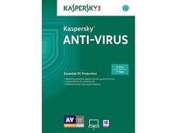 3 Devices - 1 Year | Kaspersky Lab Anti-Virus For 3 PCs