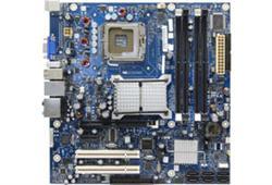Intel G965 Express 1066FSB LGA775 PCI-Ex