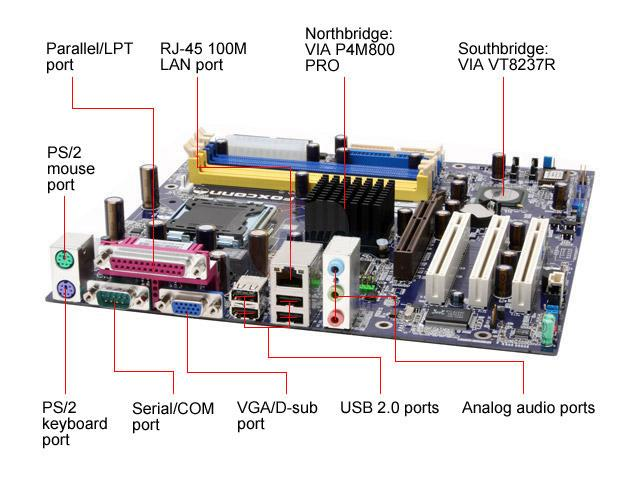 Foxconn intel socket 775 vga driver.
