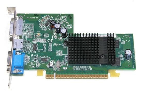 Dell Dimension 9100 ATI Radeon X300 SE Display 64 BIT