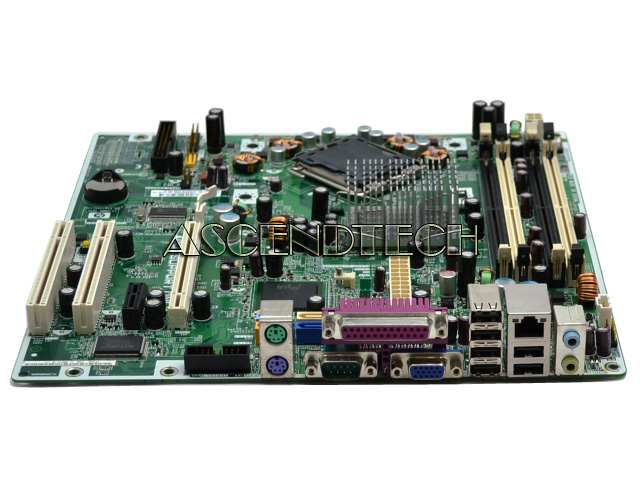 Hp compaq dc5100 Mt Motherboard manual