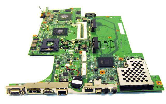 Integrated NVidia GeForce 9800M GTS Graphics With 1GB Of Discrete Memory Intel PM45 Chipset