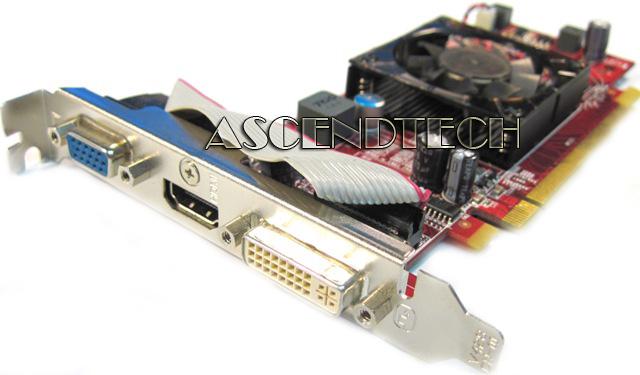 Radeon HD 4350 517123-001   Hp Ati Radeon HD4350 512MB Vc
