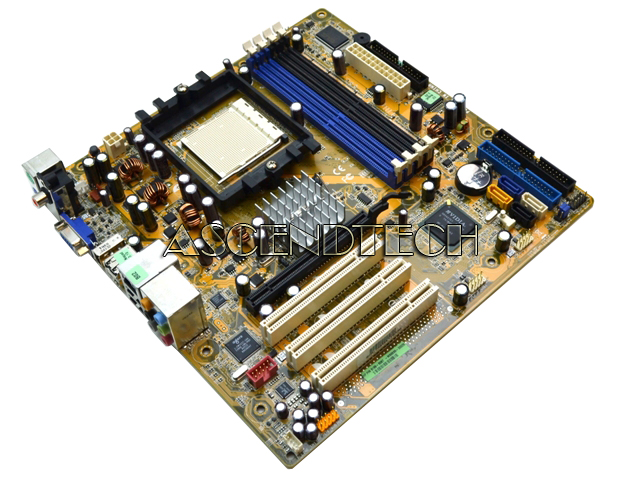 HP and Compaq Desktop PCs - Motherboard Specifications A8N-LA (Nagami)