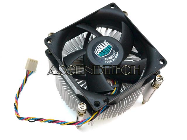 Hp Desktop Heatsink and Fan 644724-001