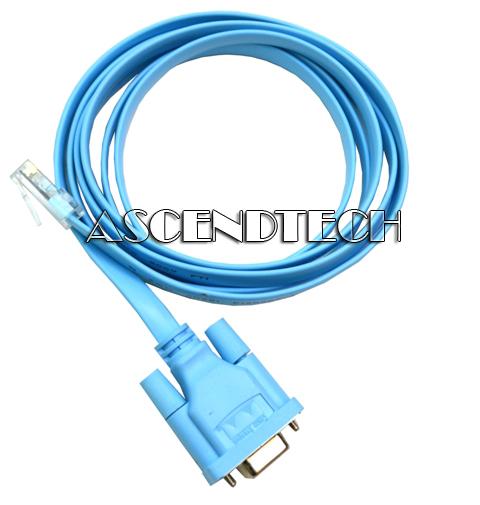 New Cisco Console Cable 72-3383-01 REV A1