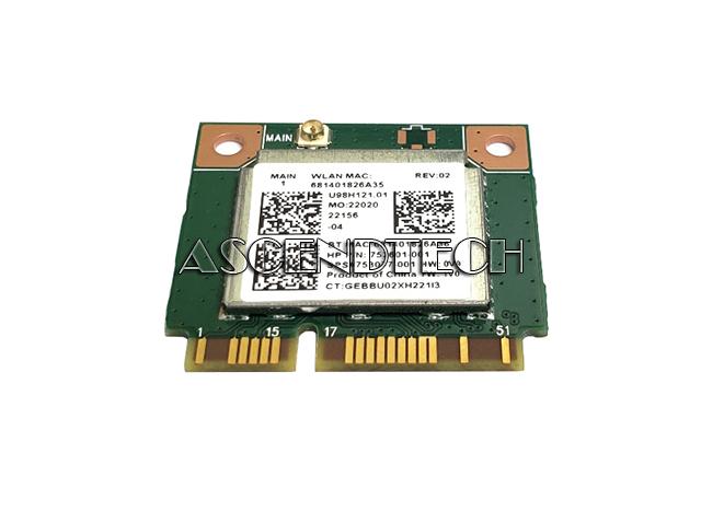 Realtek WiFi Bluetooth Card 752601-001