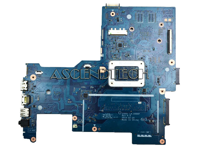 US A 764260-501 764260-601 Motherboard HP 15-G AMD Laptop,with A8-6410 CPU