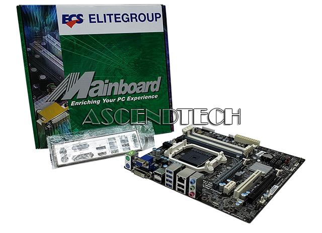 Ecs A78F2P-M2 V1 0 Atx Motherboard
