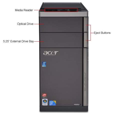 ACER AM5800-U5802A DRIVERS DOWNLOAD FREE