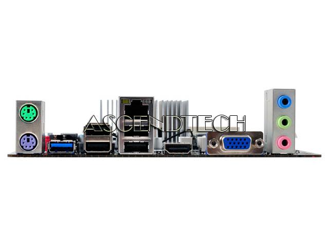 ECS BAT-I VIA HD Audio Windows 8 X64