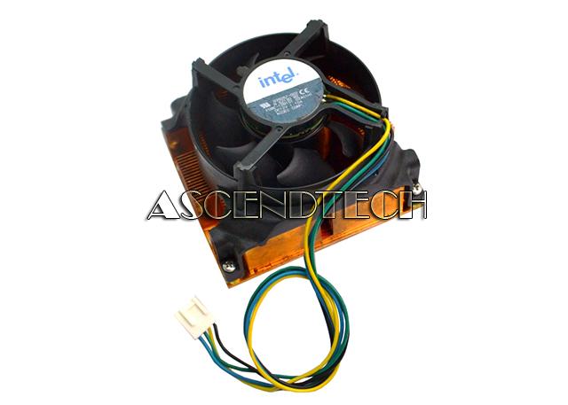 Intel Copper Heatsink and Fan D39267-002 F08E-12B1S1 XEON Quad-Core Cooler