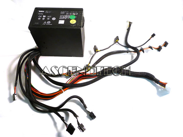 Dell DW002 Xps 630 750W Power Supply