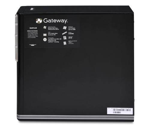 Driver: Gateway DX4800 NVIDIA Audio