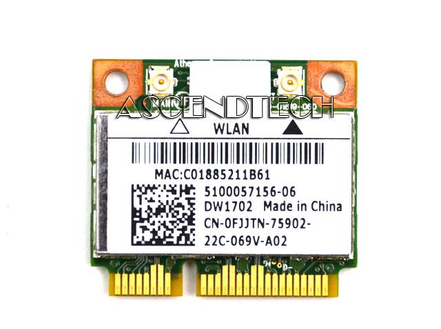 Dell N5110 WiFi Card Fjjtn 0FJJTN