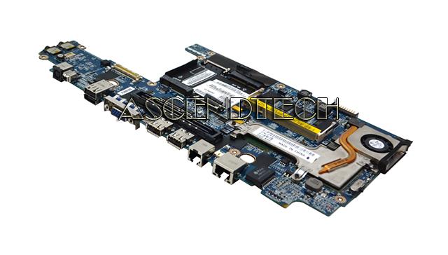 G188C Dell Latitude D430 Laptop Motherboard w//Intel U7700 1.33Ghz CPU