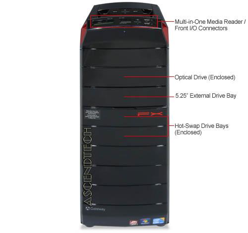 Gateway FX6831 Intel LAN Driver for PC