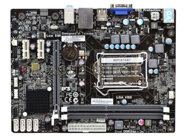 ECS H61H2-M12 (1.0) Windows Vista 32-BIT