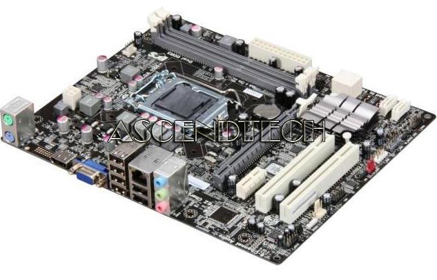 Ecs H61H2-M3 LGA1155 DDR3 SATA2 Mboard