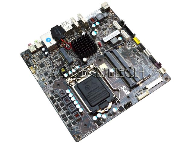 Ecs H61H2-TI LGA1155 H61 Motherboard