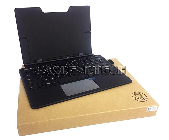 Dell Latitude 11 5175 5179 French Canadian Tablet Keyboard Folio J26V5 0J26V5