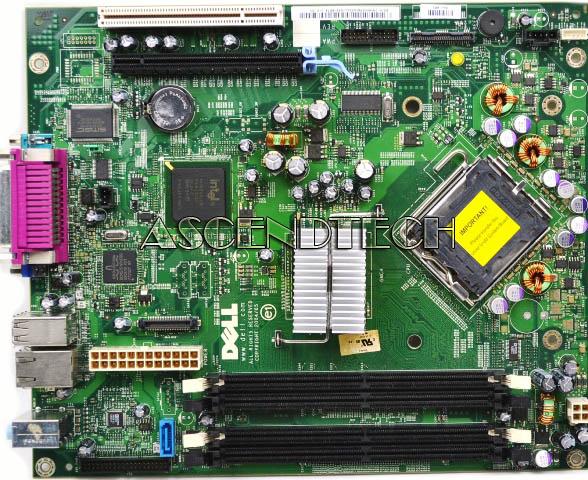 Dell Optiplex GX620 Series Motherboard