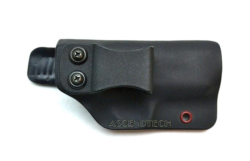 Custom CCW Black | Kahr CW9 CW40 Handgun Iwb Kydex Holster