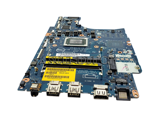 Dell Inspiron 5565 Motherboard M3RN1