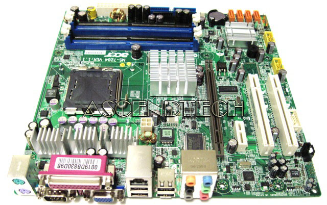 Acer Veriton 6800 Intel Chipset Driver for Windows