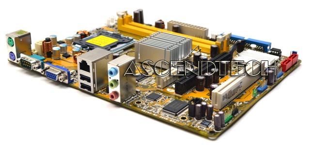 Asus P5G-MX Treiber